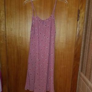 Amelia's vintage dress